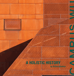 BUSarchitektur Campus WU - A Holistic History - Cover en
